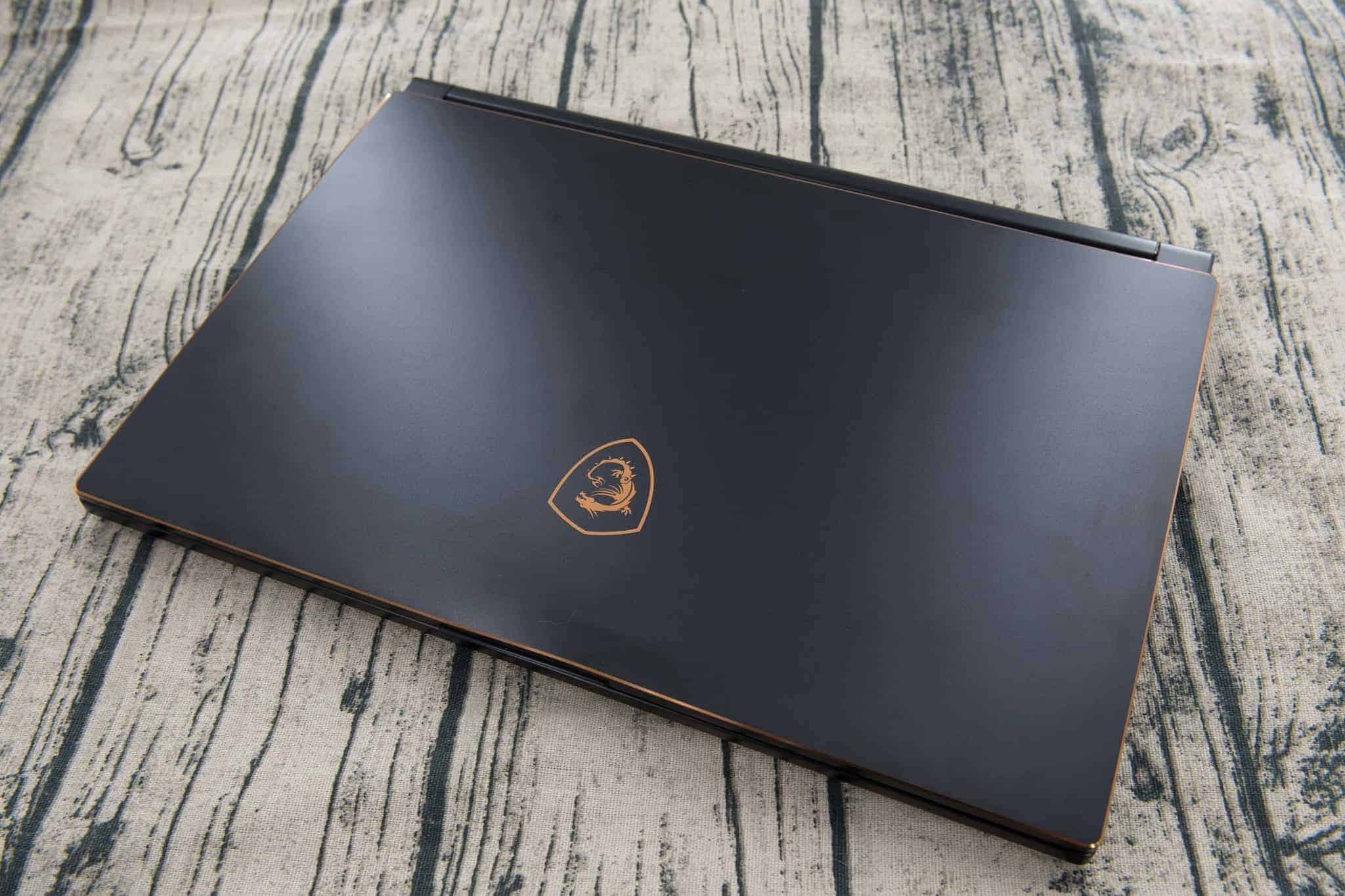 GS65 8RE Stealth Thin 開箱評測 – MSI最好的高效能輕薄筆電