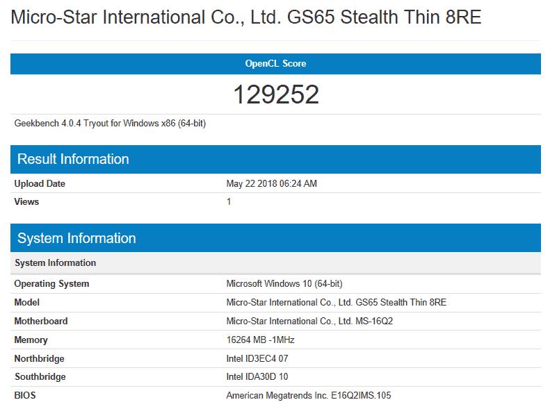 GS65 8RE Stealth Thin 開箱評測 - MSI最好的高效能輕薄筆電-TechTeller (科技說)