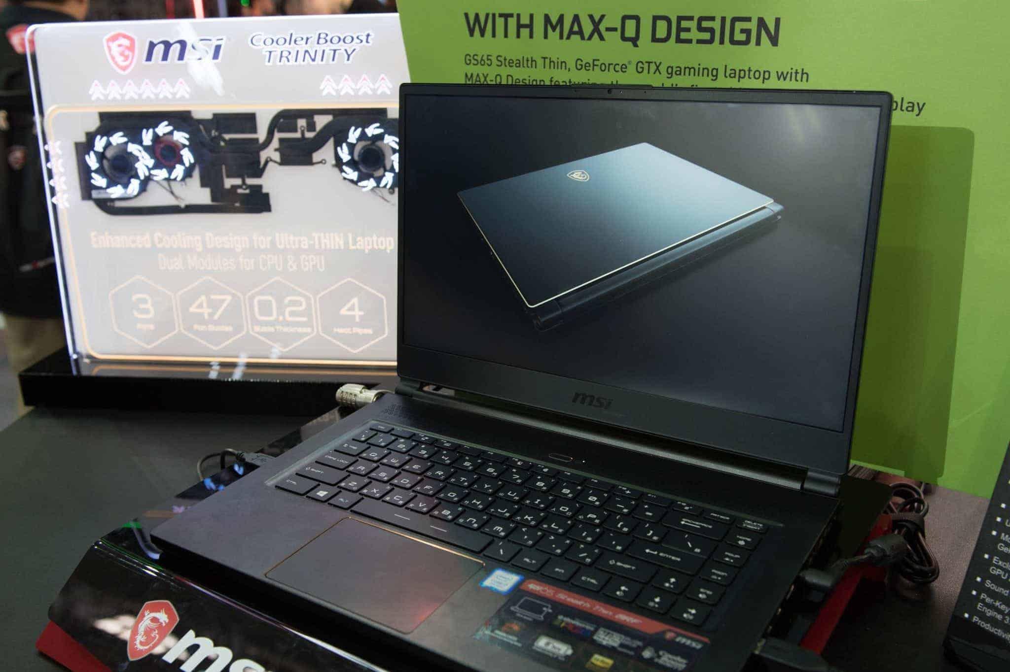 Computex 電腦展重點整理  - 電競與電腦廠商的較勁(一) 15