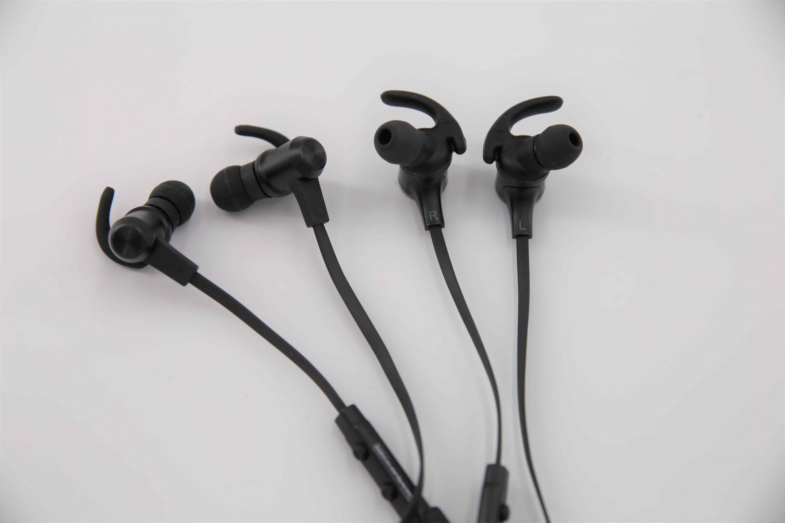 藍芽耳機CP值兩大巨頭 - VAVA MOOV 28 與 TaoTronics TT-BH07細緻度