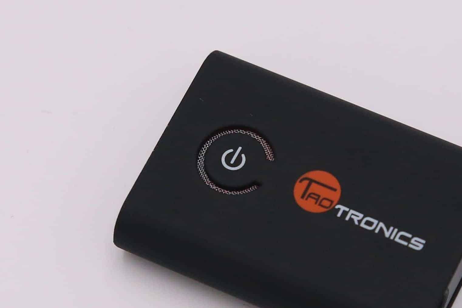 取代小米的二合一藍牙音源接收發射器推薦 – TaoTronics TT-BA07