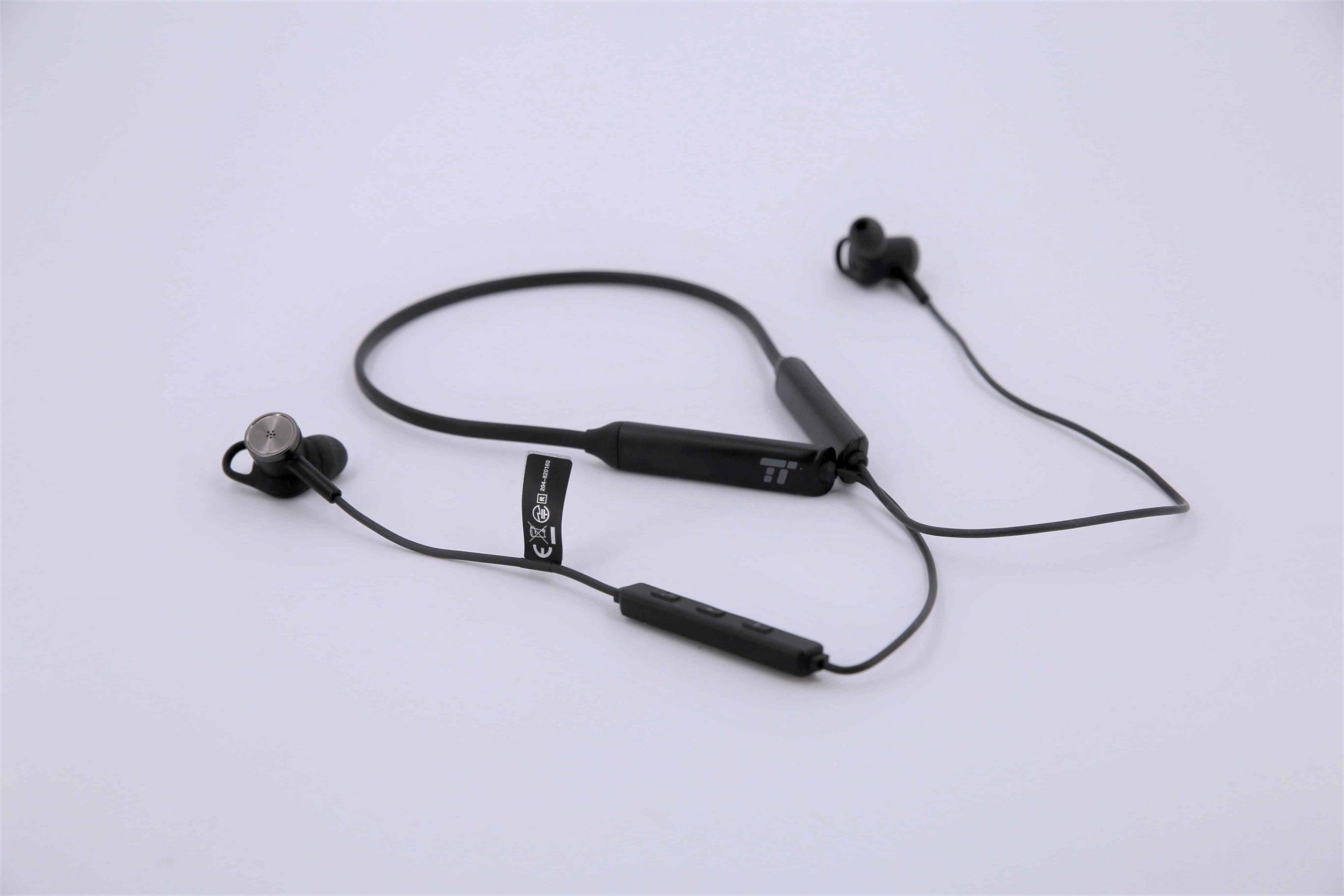 取代BeatsX的高CP值頸掛式降噪藍芽耳機推薦 - TaoTroncis TT-BH042