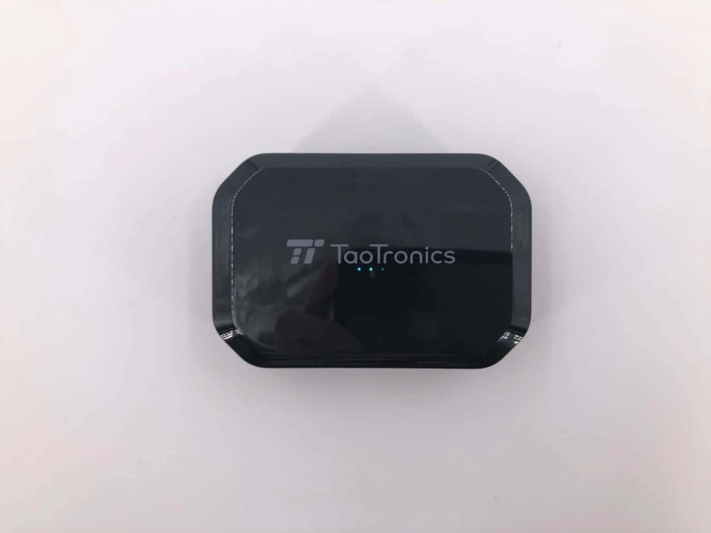 TaoTronicss TT-BH052真無線藍芽耳機推薦-CP值最高真無線藍牙耳機-充電艙