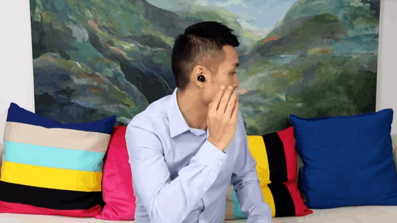 TaoTronicss TT-BH052真無線藍芽耳機推薦-CP值最高真無線藍牙耳機-配戴