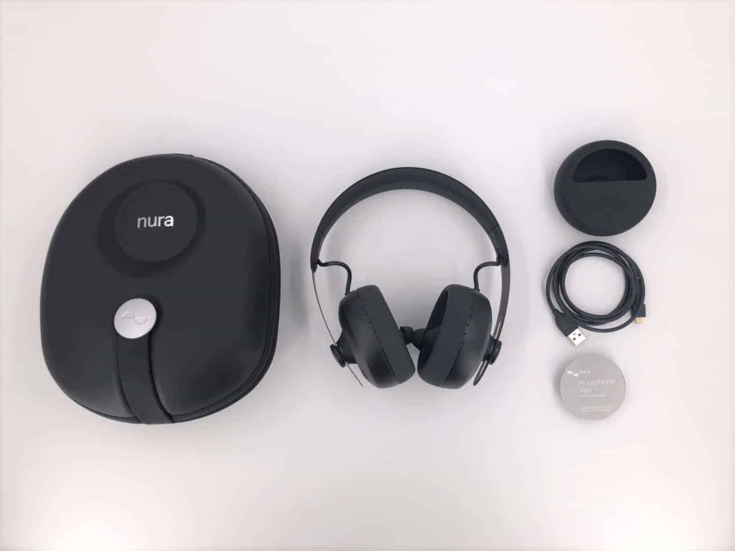 降噪效果及音質都比Sony WH1000XM3好?Nuraphone智能降噪藍芽耳機-TechTeller (科技說)