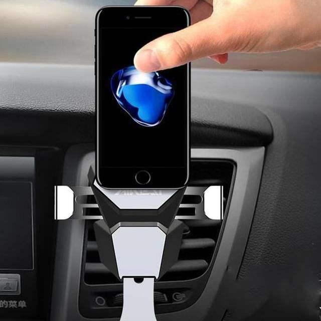 車友必備推薦!Indiegogo的黑科技 - Esoqi 無線感應車充支架-TechTeller (科技說)