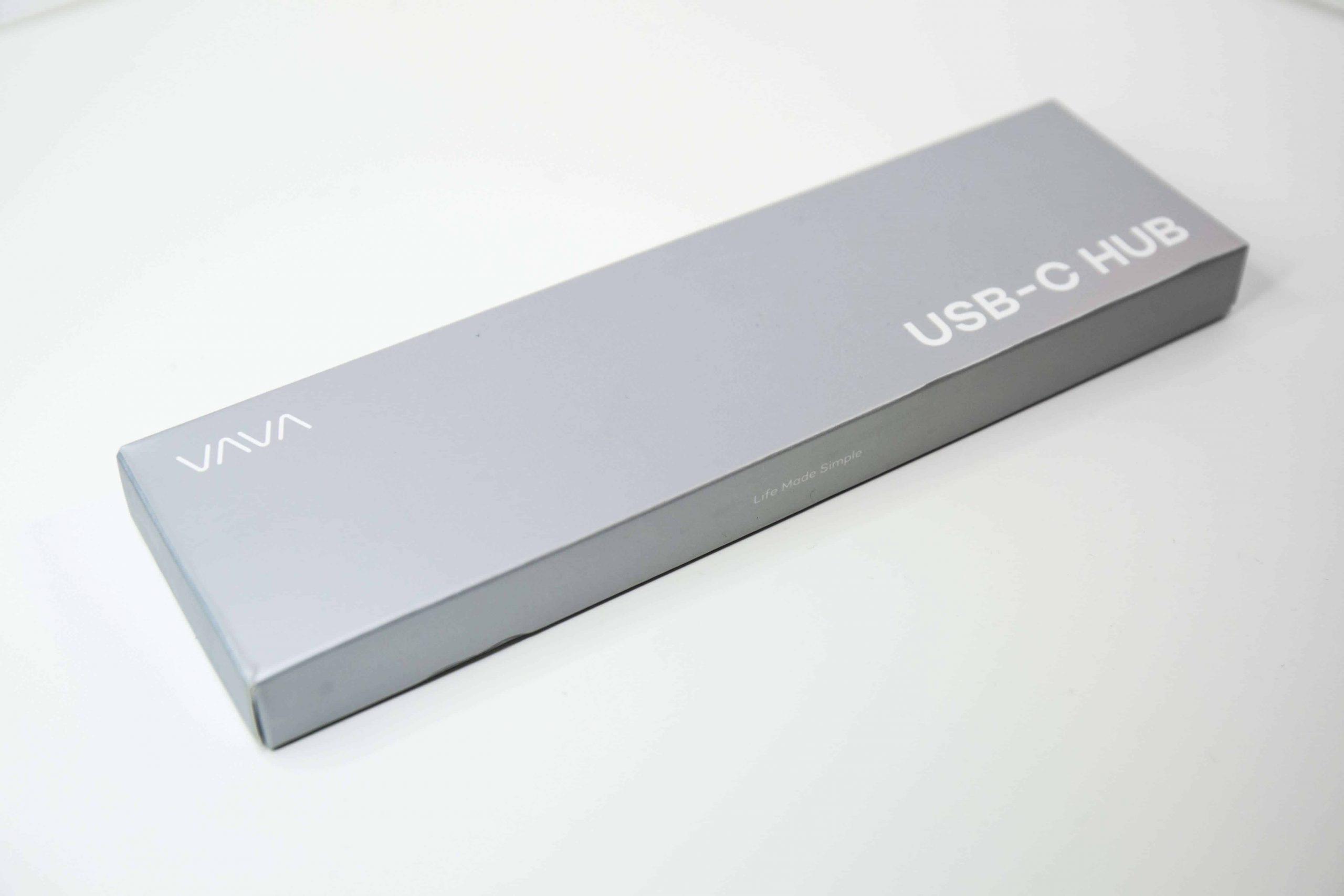 Macbook 周邊推薦!VAVA Type-C Hub 輕鬆轉接HDMI等8大功能開箱評測-TechTeller (科技說)