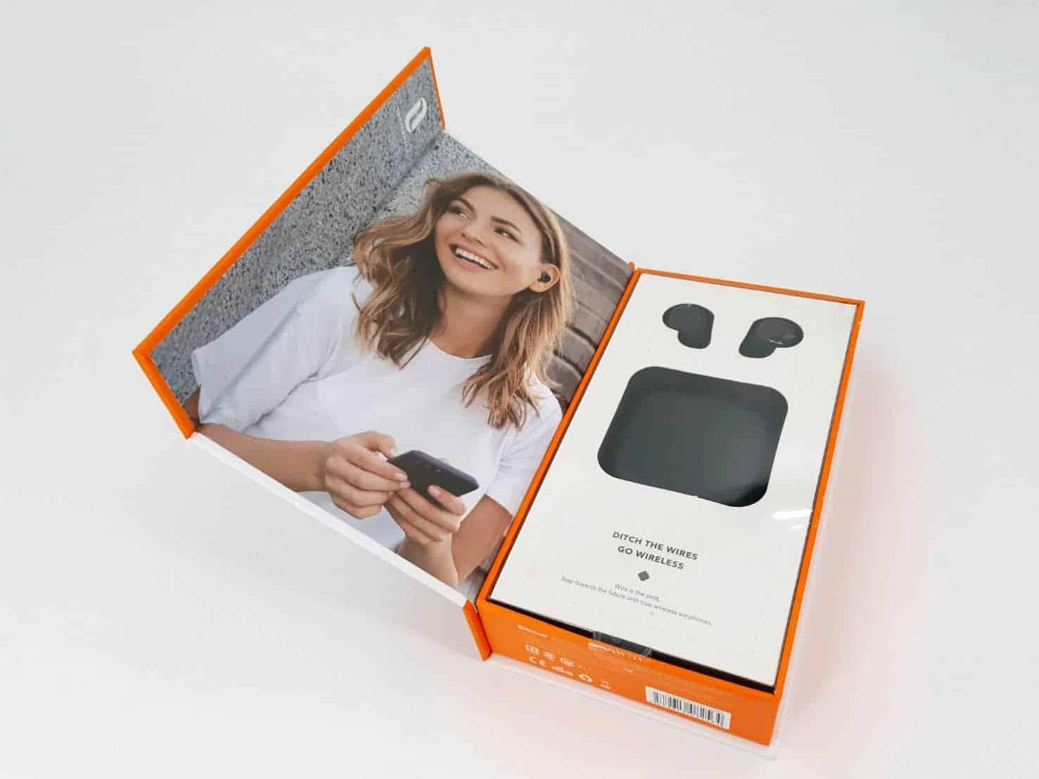 TaoTronics Duo Free平價真無線耳機推薦 內裝