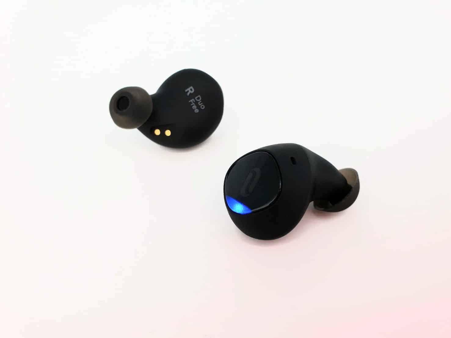 TaoTroncis Duo Free平價真無線耳機推薦 耳機外型