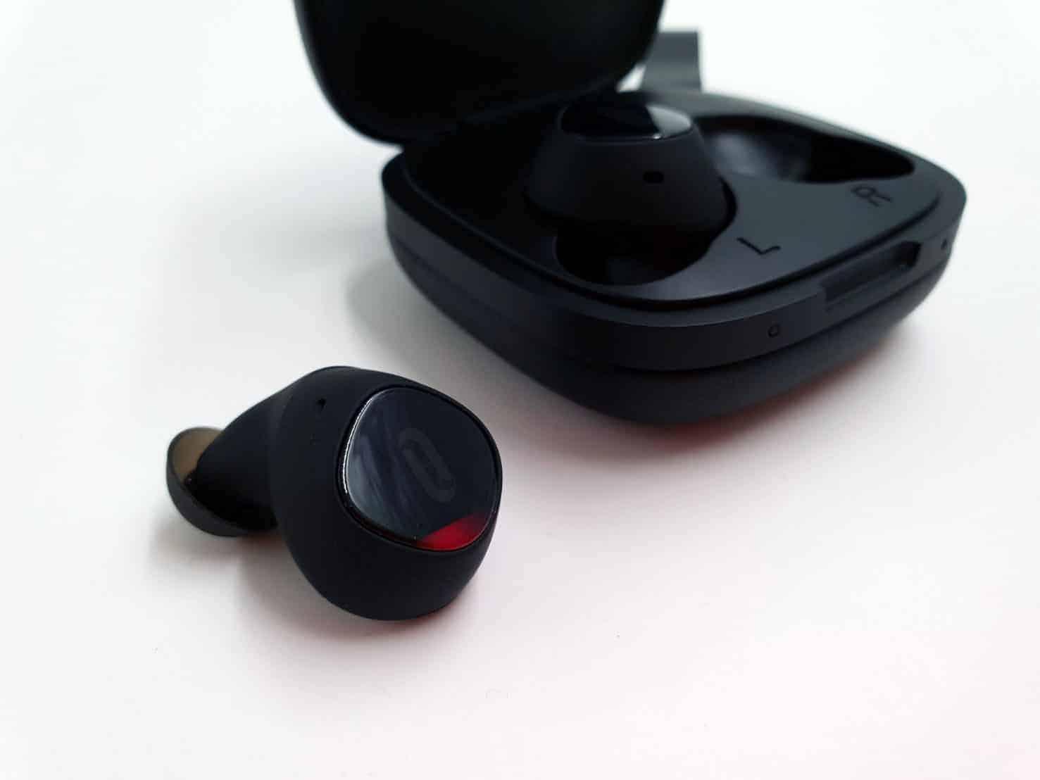 超平價!首創IEM入耳設計及質感皮革外觀 - TaoTronics Duo Free真無線藍牙耳機 推薦-TechTeller (科技說)