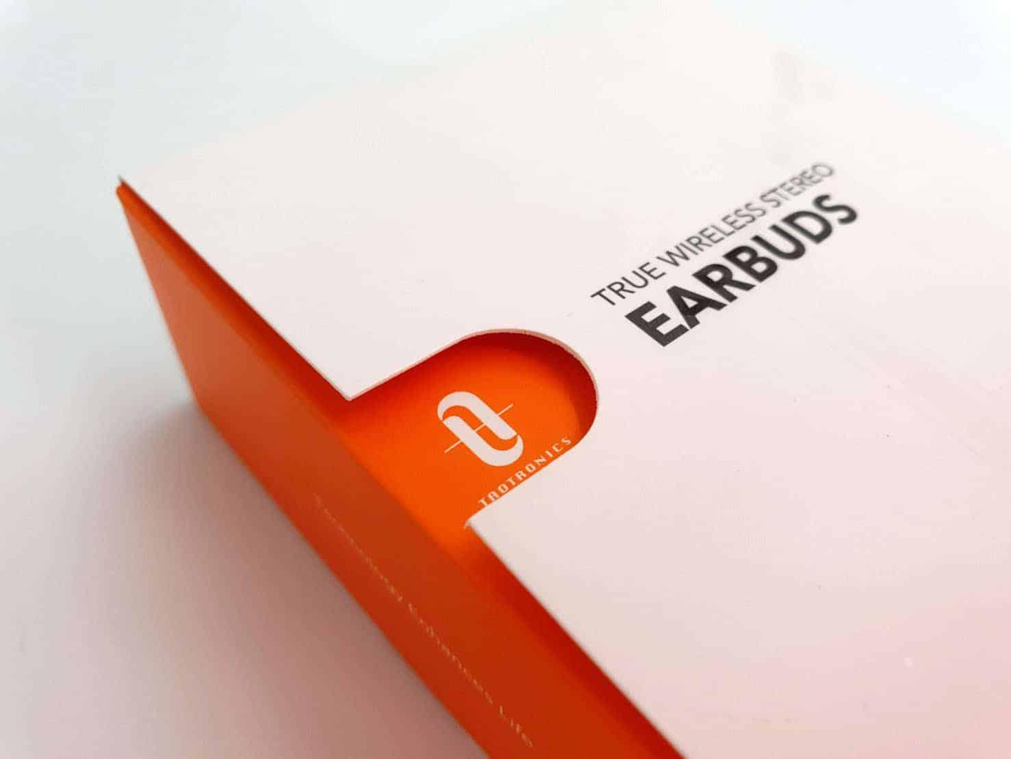 TaoTroncis TT-BH053真無線藍牙耳機推薦 TaoTronics新logo