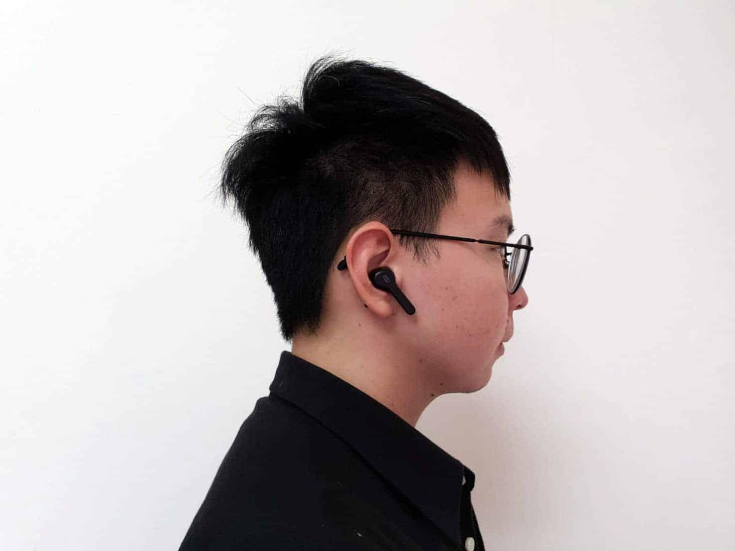 TaoTronics TT-BH053真無線藍牙耳機推薦 配戴感受