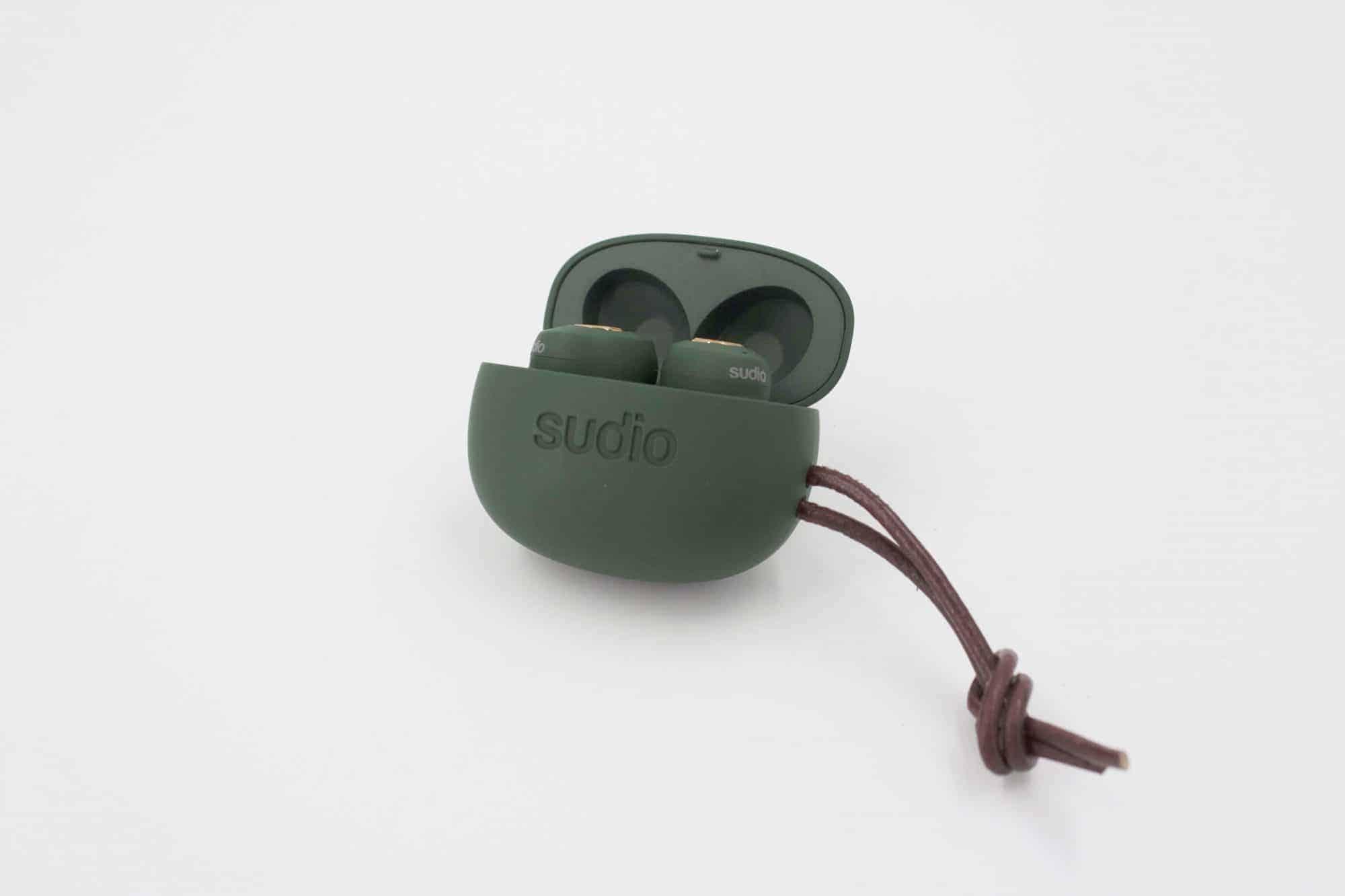 石墨烯驅動超長續航7小時,不只是高顏質 - Sudio Tolv真無線藍牙耳機-TechTeller (科技說)