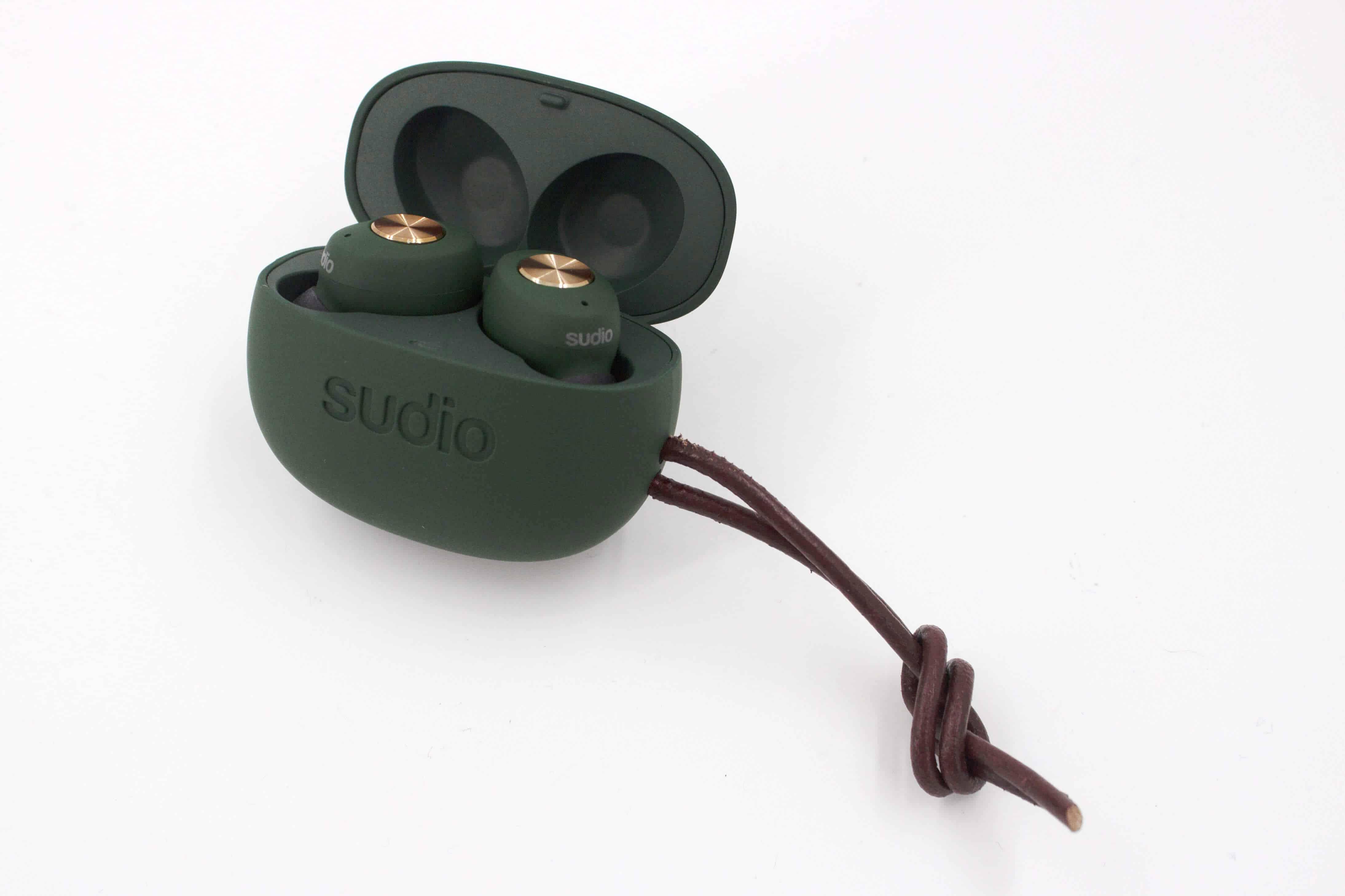 石墨烯驅動超長續航7小時,不只是高顏質 – Sudio Tolv真無線藍牙耳機