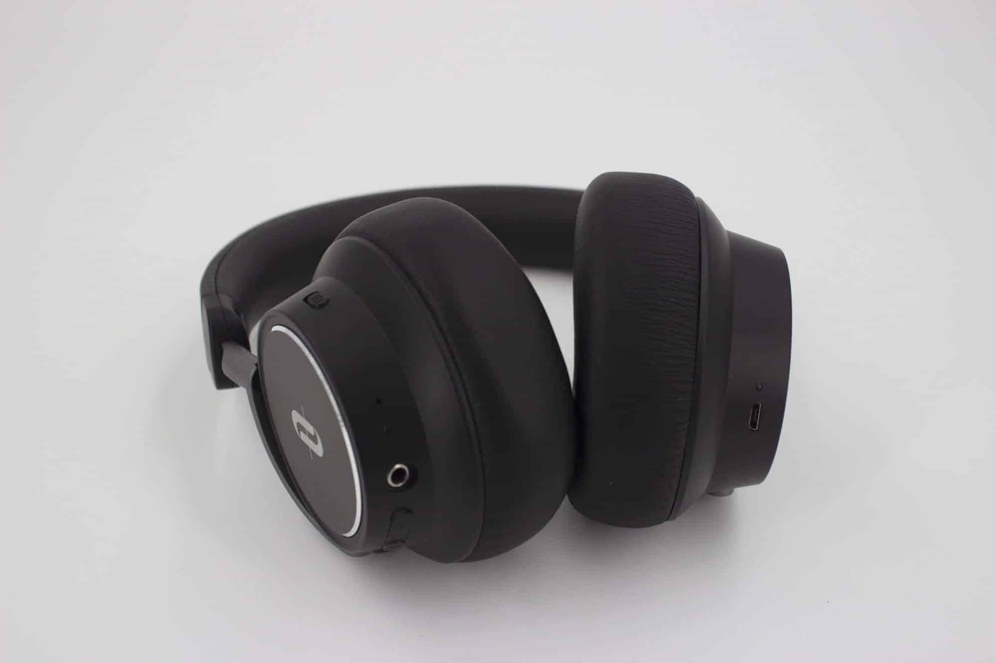 TaoTronics TT-BH046(SoundSurge 46)藍牙降噪耳機推薦 耳墊