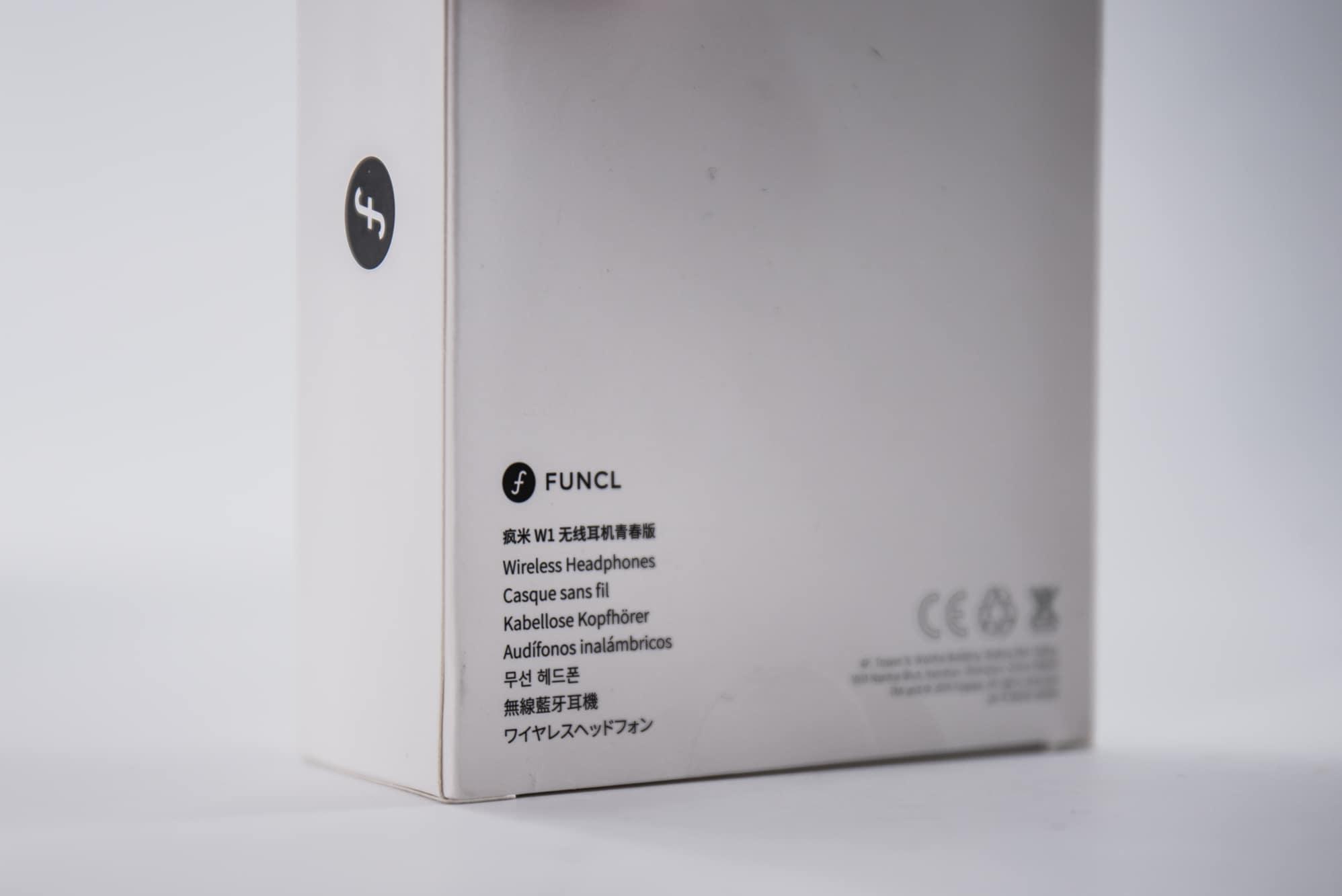 入門CP值首選!FUNCL W1S真無線藍牙耳機推薦|TechTeller-TechTeller (科技說)