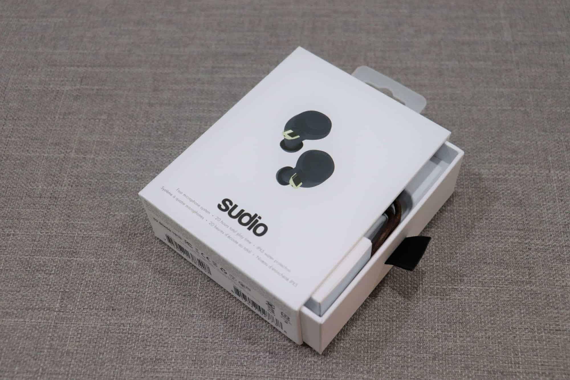 有史以來最潮設計,功能再進化! Sudio Fem真無線藍牙耳機推薦-TechTeller (科技說)