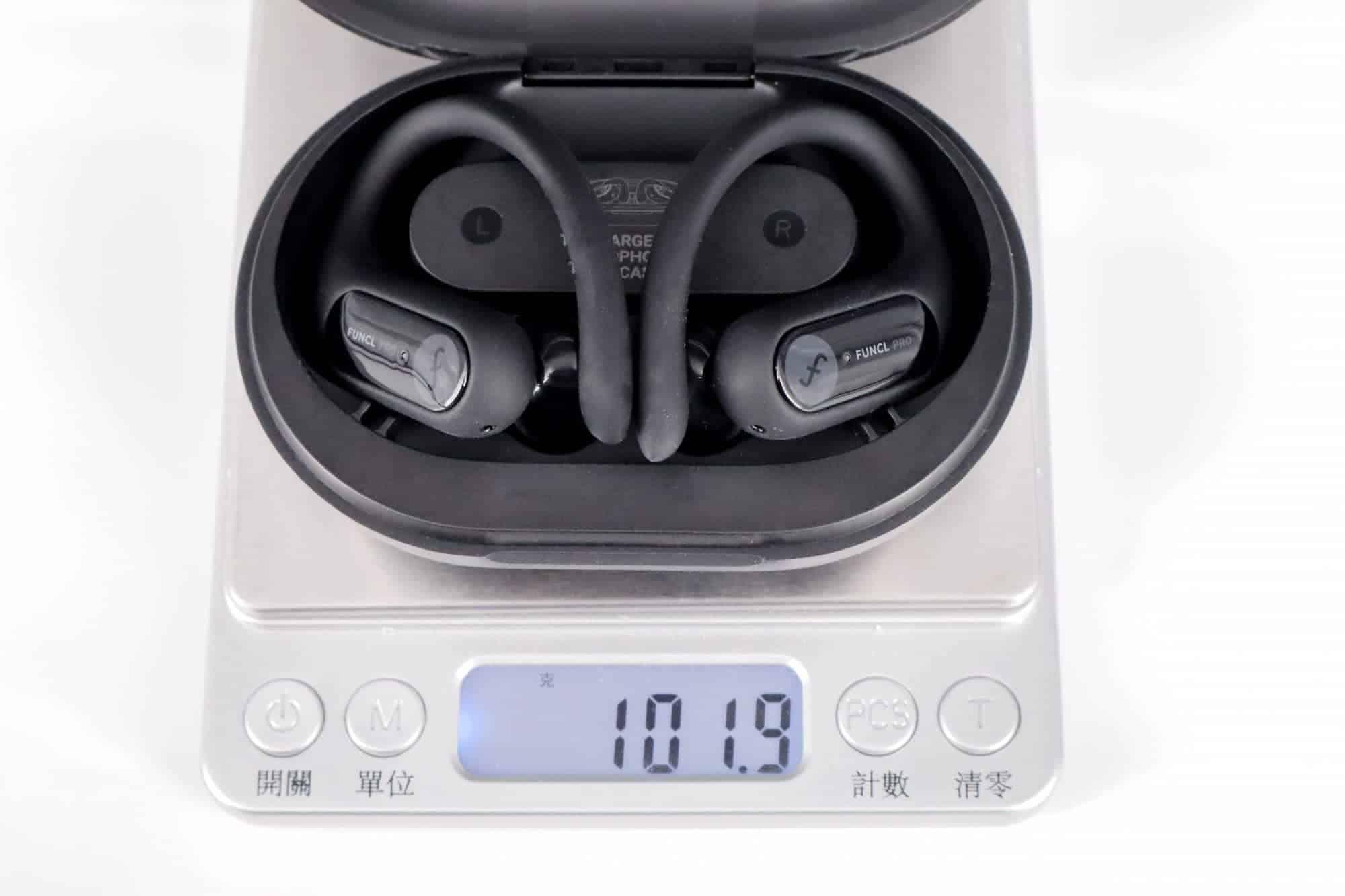 PowerBeats Pro以外運動防水首選!funcl Pro真無線耳掛式藍牙耳機推薦開箱