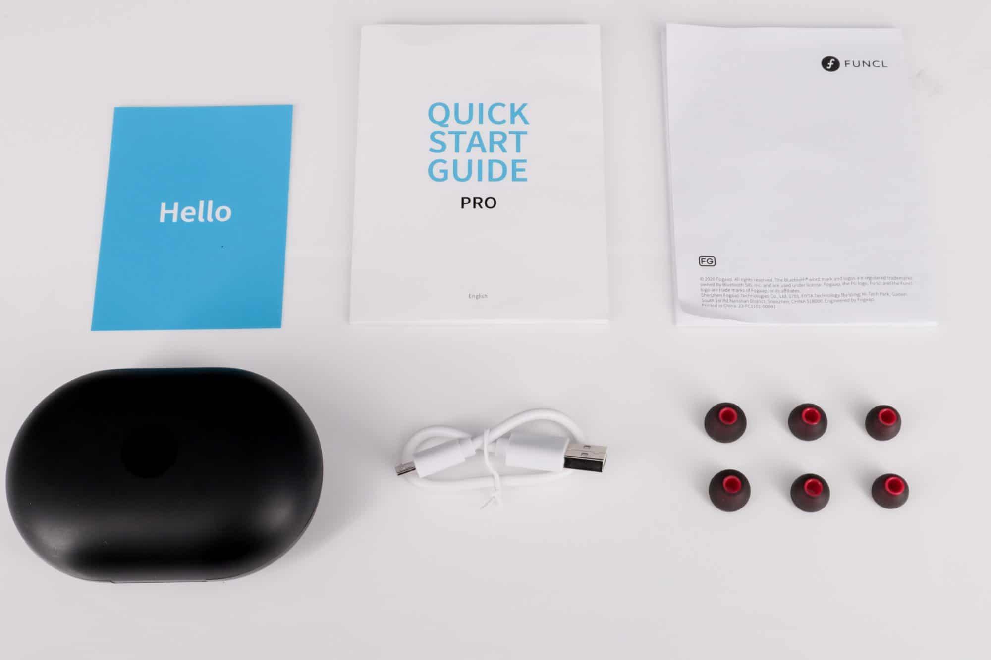 Beats 以外運動防水首選!funcl Pro耳掛式真無線藍牙耳機推薦開箱