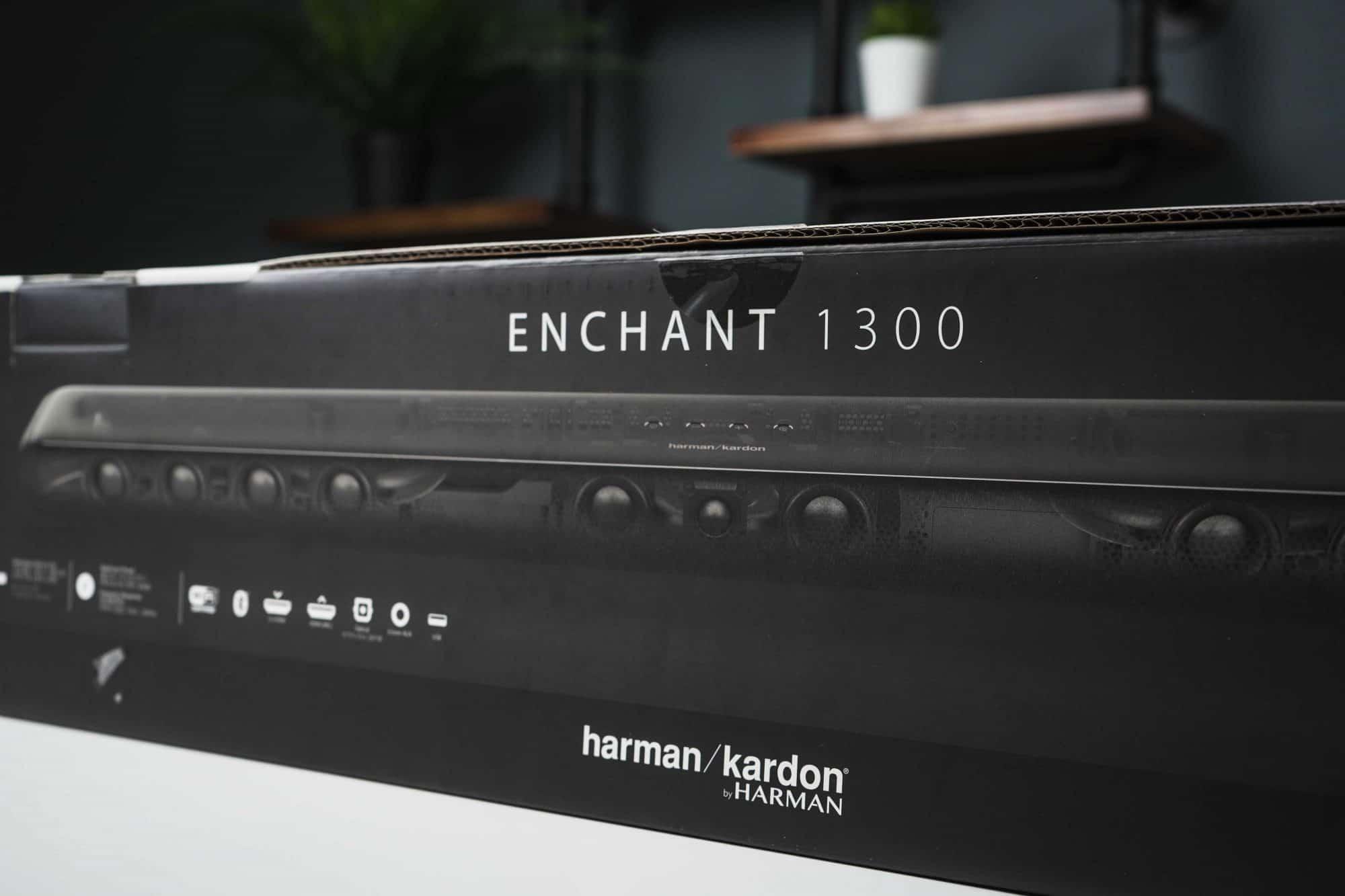 【Soundbar推薦】Harman Kardon ENCHANT 1300開箱!快速搭建你的家庭劇院-TechTeller (科技說)