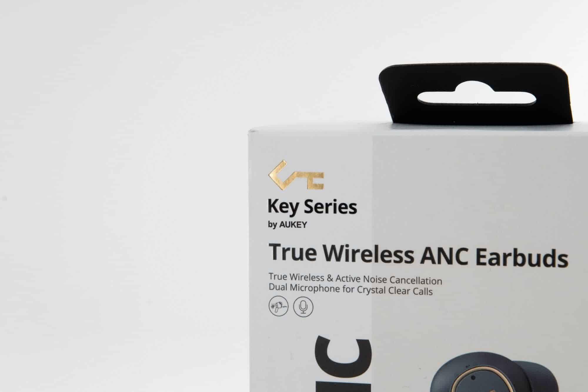 ANC、ENC雙降噪技術!AUKEY Key Series EP-T18NC ANC主動降噪真無線藍牙耳機推薦開箱