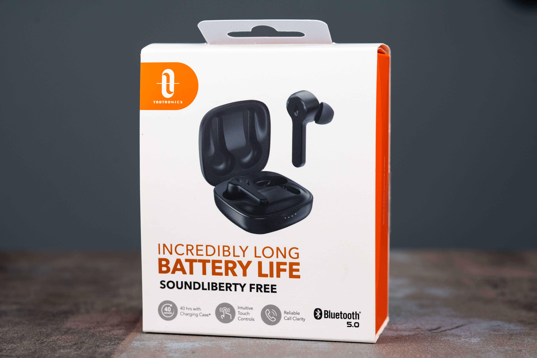 高CP值熱銷升級款!TaoTronics SoundLiberty Free真無線藍牙耳機推薦開箱