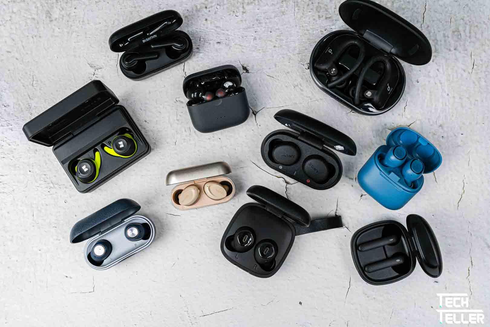 藍牙耳機選購要領!2020年CP值最高 3K價位10款真無線藍牙耳機推薦