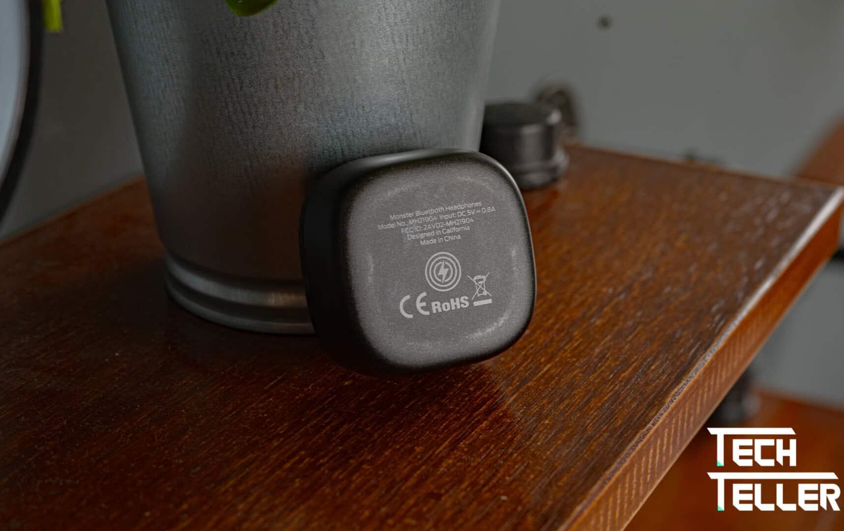 精品外觀,魔聲首款半入耳式設計 | Monster Clarity 550 LT 真無線藍牙耳機