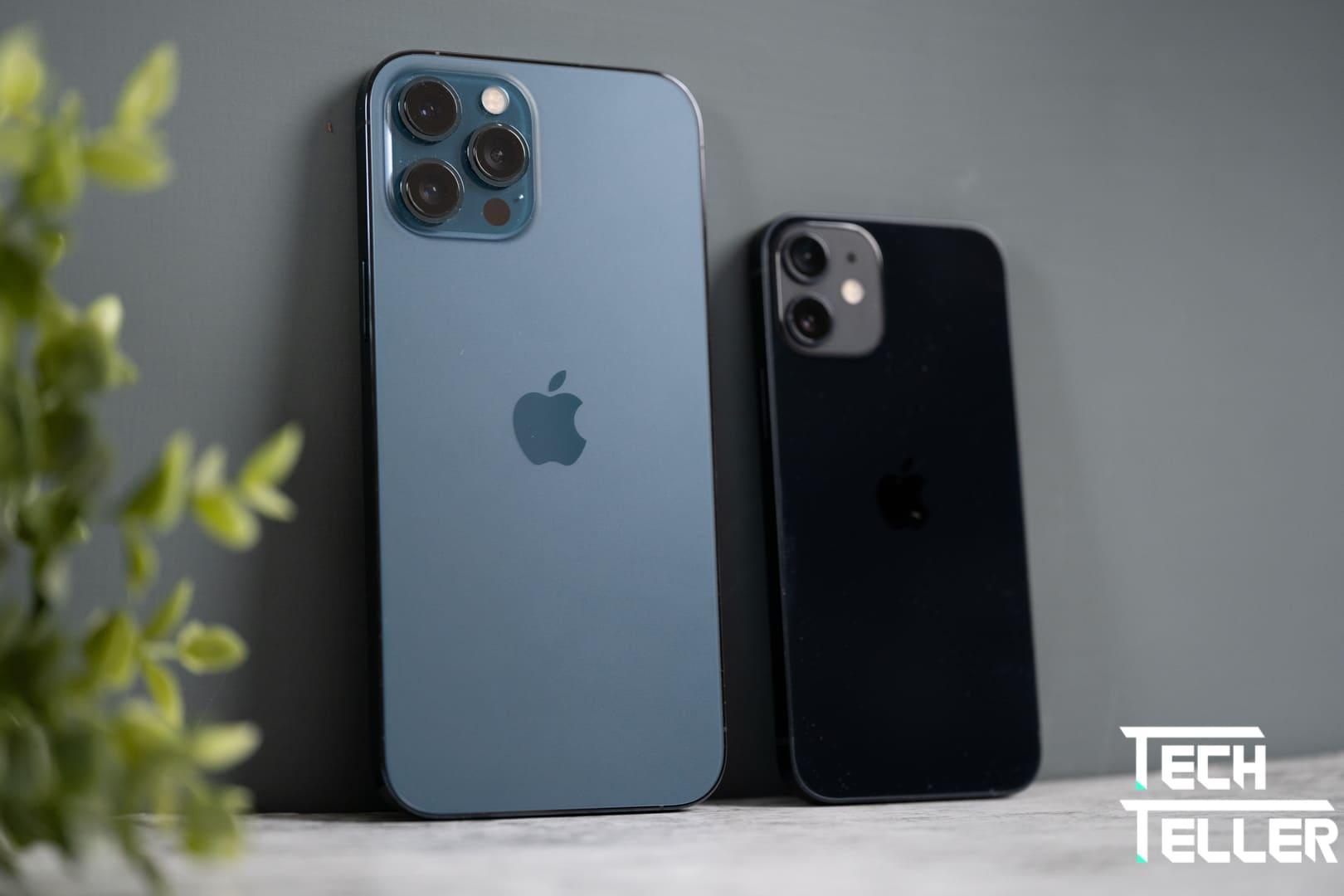 新iPhone選擇障礙?旗艦、CP值大亂鬥  iPhone 12 Pro Max、iPhone 12 mini規格比較與選擇建議