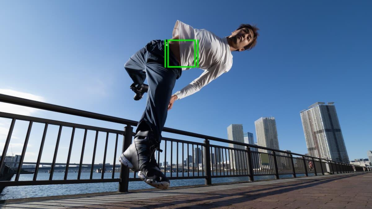 Xperia 1 III 即時物件追焦功能